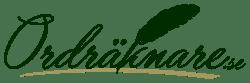 Ordräknare.se logotyp
